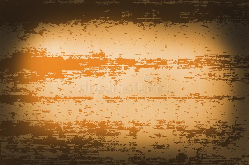 Hölzernes Korn Pale Background vektor abbildung