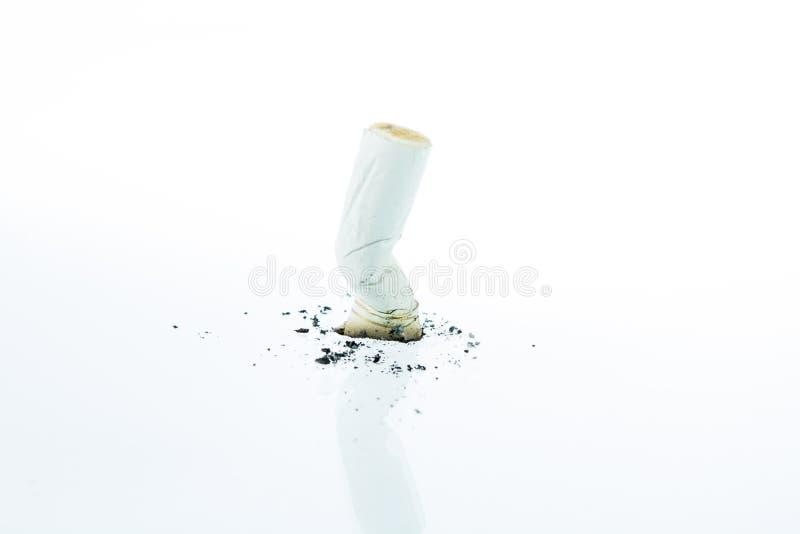 Hören Sie auf, für Gesundheit zu rauchen stockfotos
