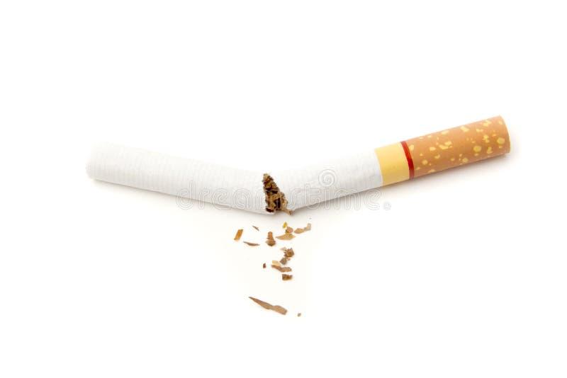 Hören Sie auf zu rauchen. lizenzfreies stockbild