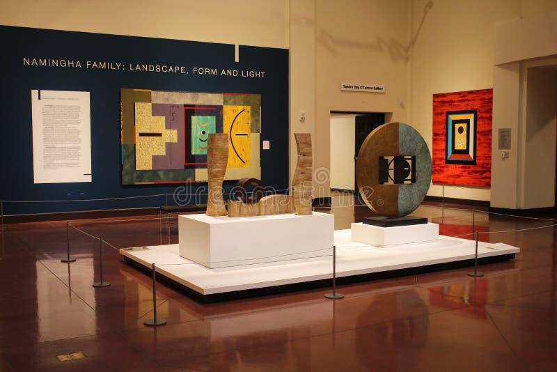 Hört museum i Phoenix, Arizona arkivbilder