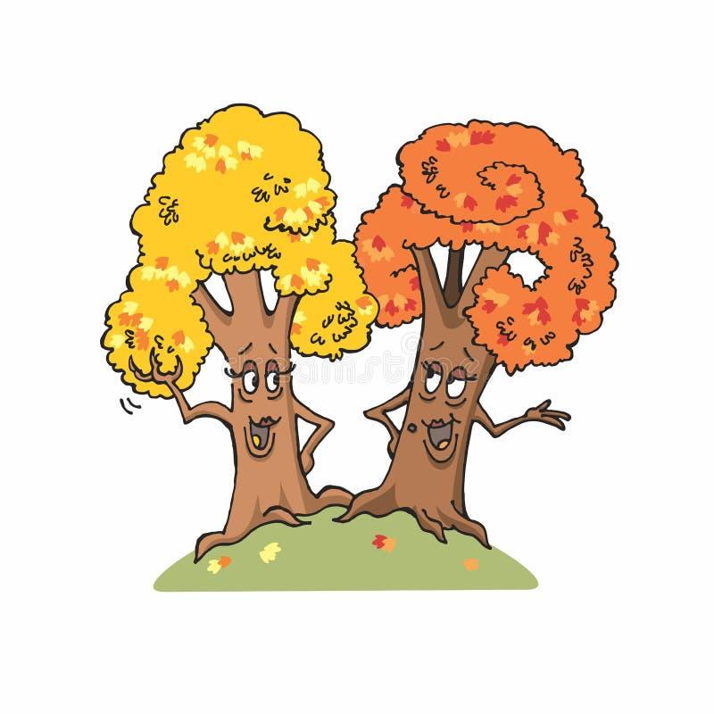 HöstTrees arkivfoton
