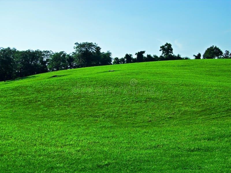 Hügel-Landschaft lizenzfreie stockbilder