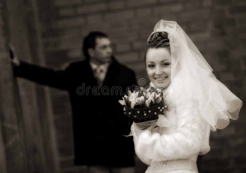 h婚礼 库存图片