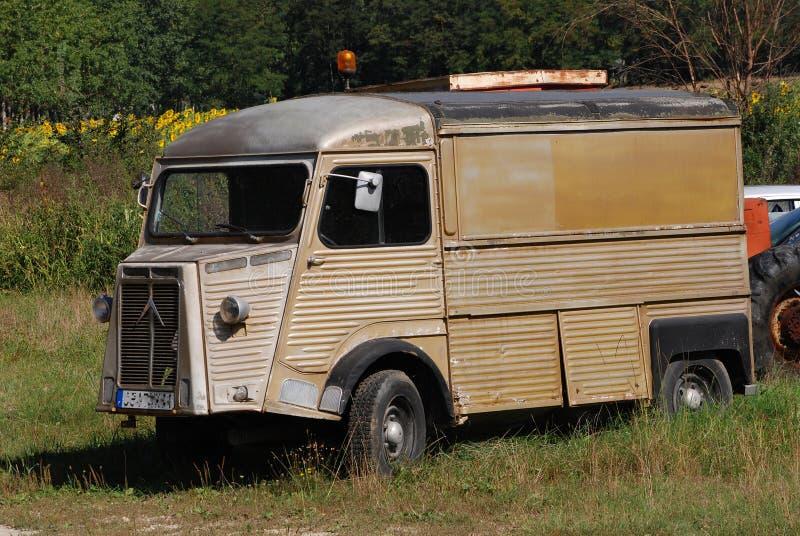 H-furgone di Citroen fotografia stock libera da diritti