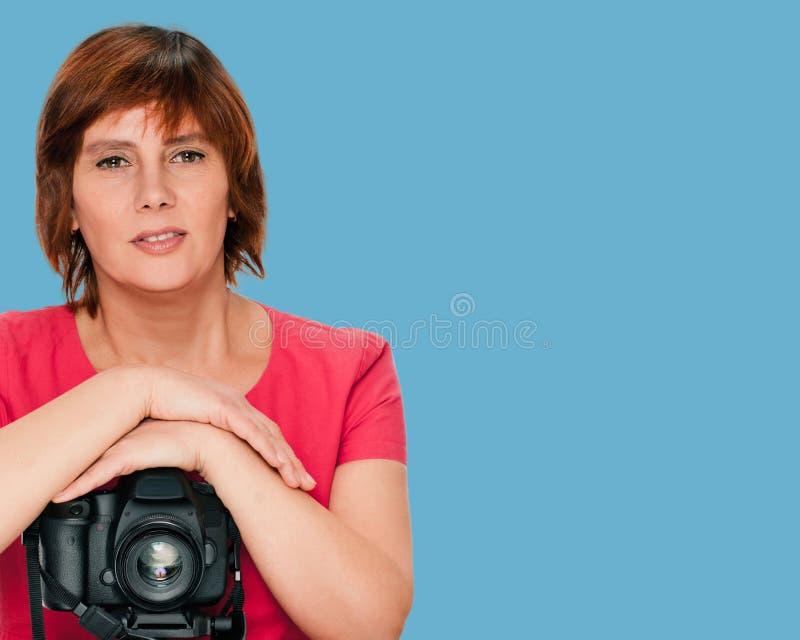 H?g fotograf arkivfoto