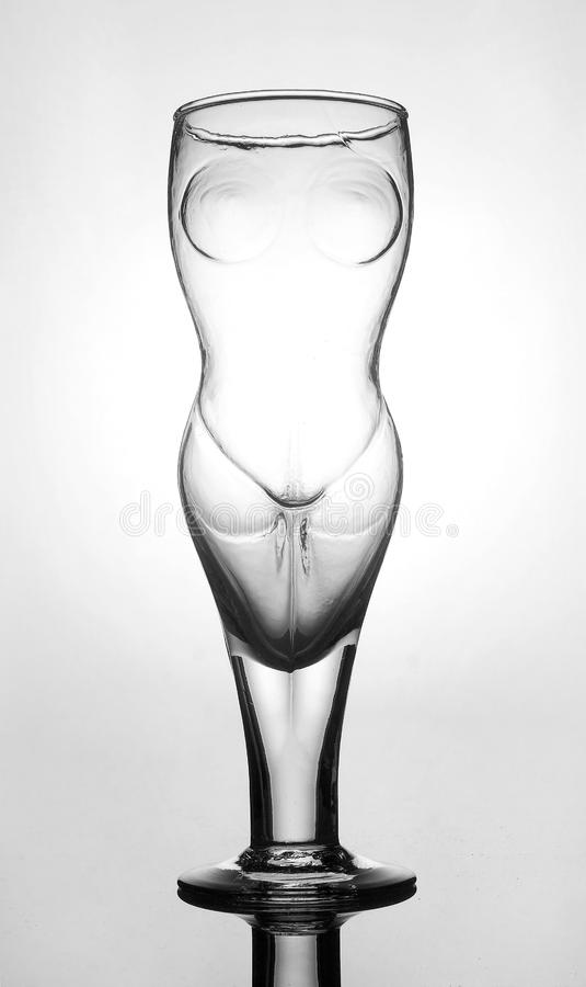 H?gv?xt exponeringsglas royaltyfria bilder