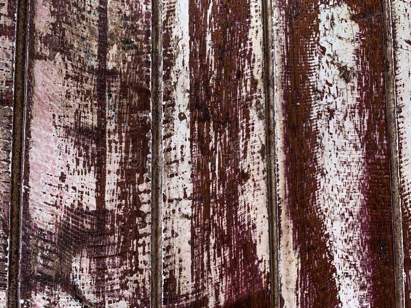 H?lzerner Plankenbeschaffenheitspastellhintergrund lizenzfreies stockfoto