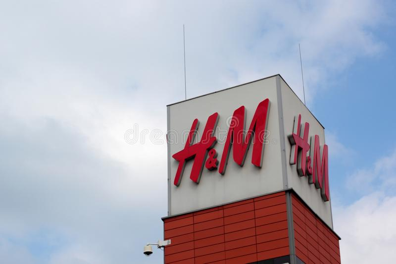 H&M?? 库存图片