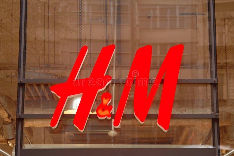 H&M stockfotografie