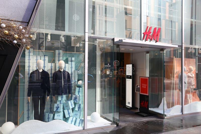 H&M Fashion photos stock