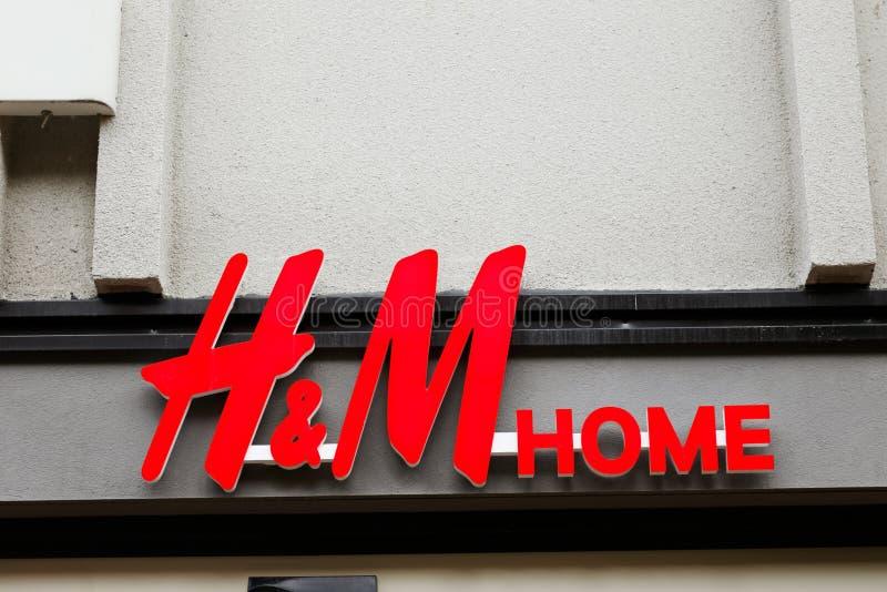 H&M Home photographie stock libre de droits