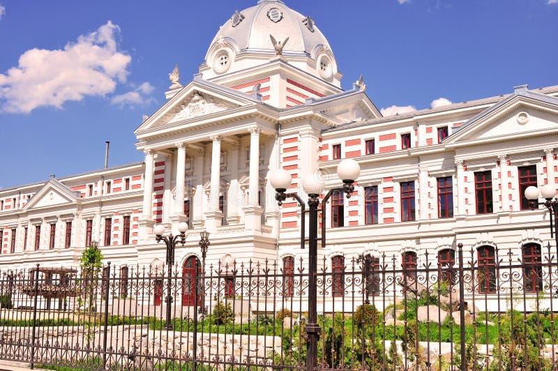 Hôpital de Coltea photographie stock