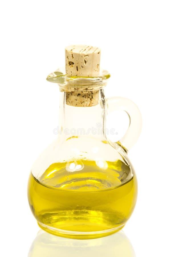 h?rlig flaska kl?dde oljeolivgr?nkryddor arkivbilder