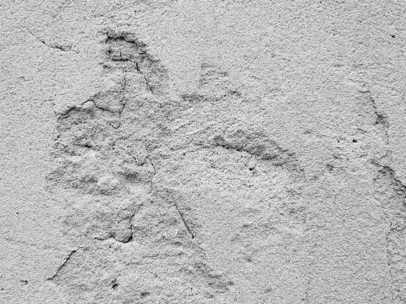 H?rligt lutningbakgrundsbaner f?r ovanlig och h?rlig textur f?r text - av murbruk eller betongv?ggen med sprickor royaltyfria bilder