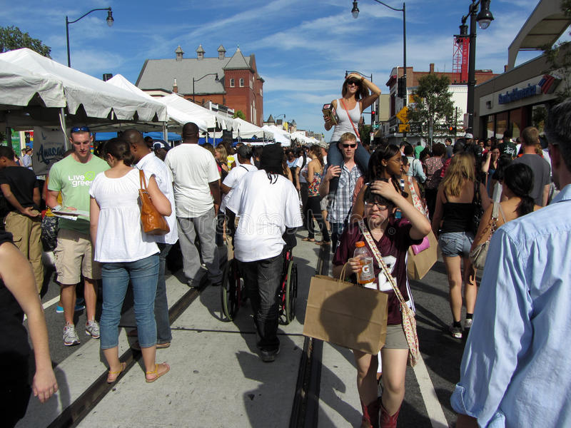 Download H Street Festival In September Editorial Image - Image: 26644695