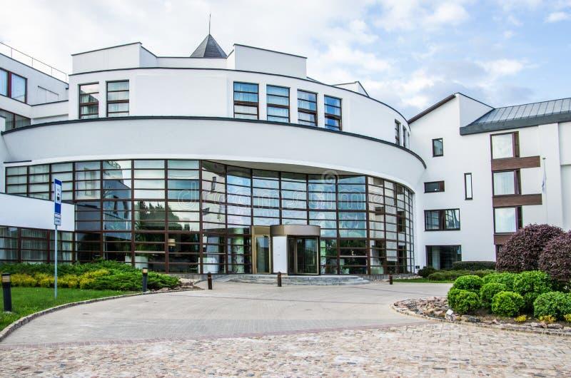 Hôtel à Vilnius, Lithuanie photo libre de droits