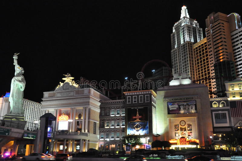 Hôtel-casino de New York New York à Las Vegas