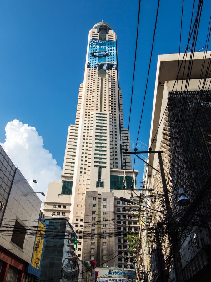 Hôtel de ciel de Bayoke à Bangkok image stock