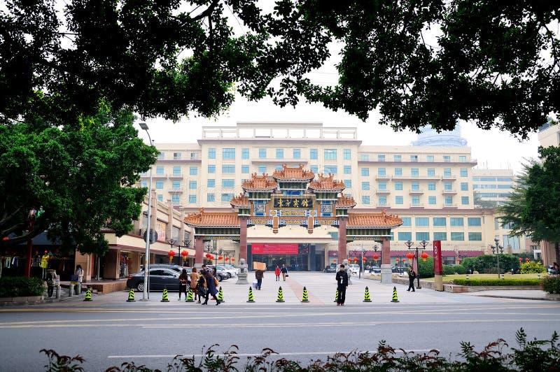 Hôtel de croc de Dong image stock