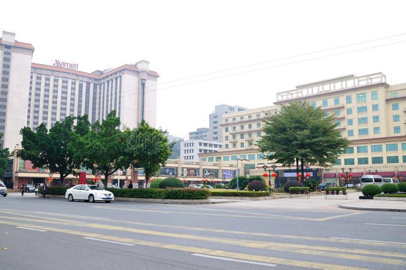 Hôtel de croc de Dong photo libre de droits