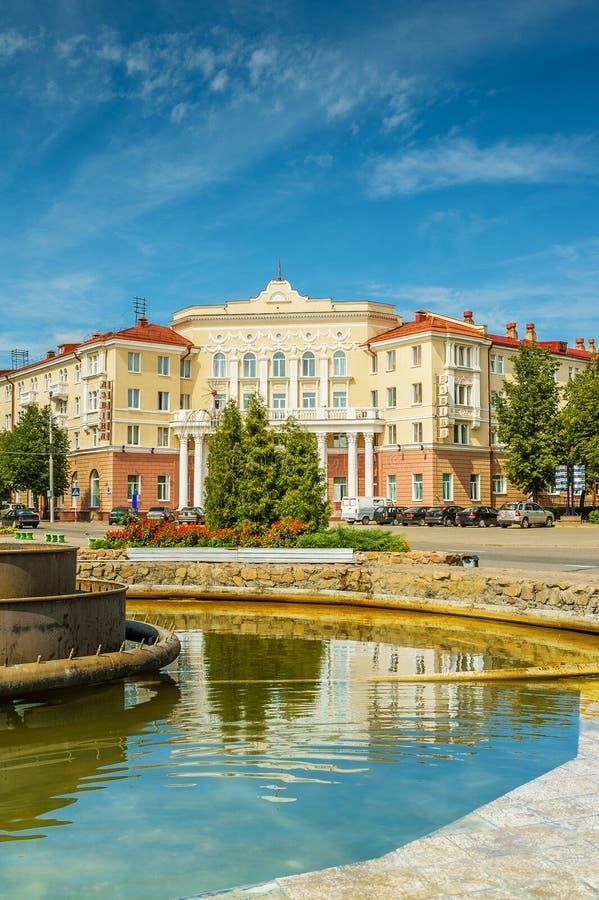 Hôtel de Dvina, Polotsk photos stock