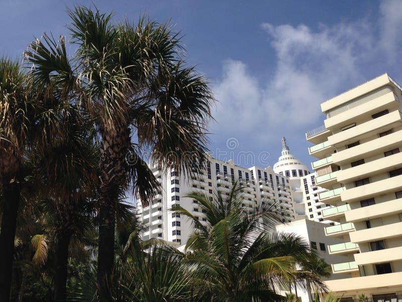 Hôtel de Loews Miami Beach photographie stock