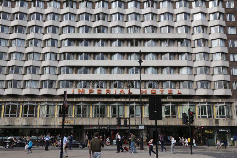 Hôtel de Londres photographie stock