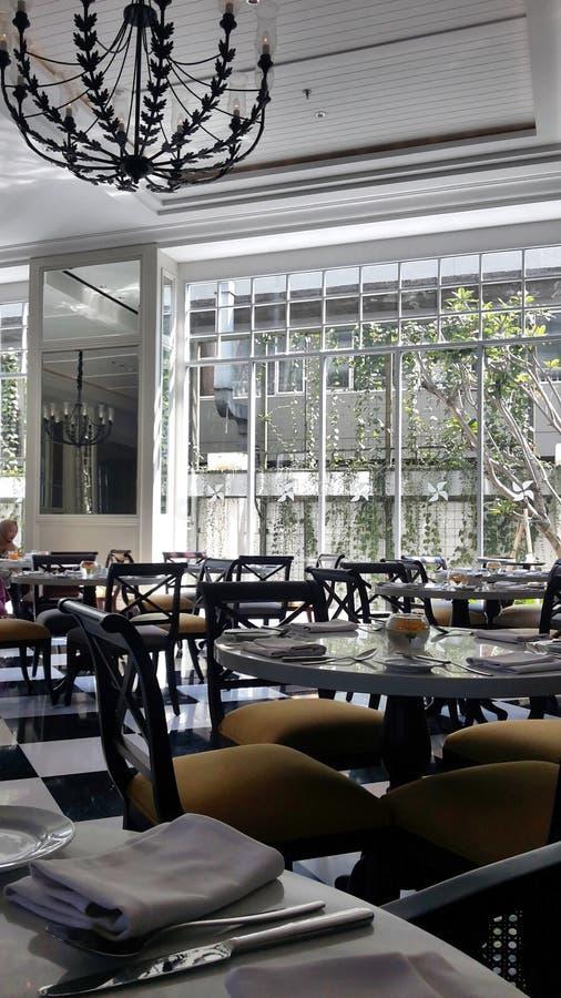 Hôtel de luxe image stock