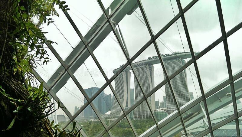 Hôtel de Marina Bay Sands  photos stock