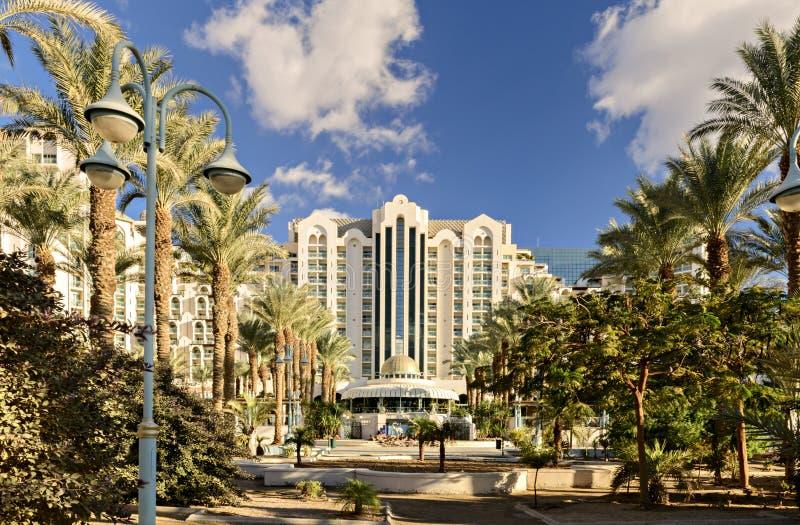 Hôtel de tourisme de palais de Herods photo stock