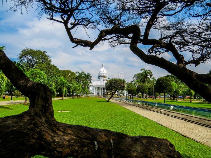 Hôtel de ville à Colombo, Sri Lanka photographie stock