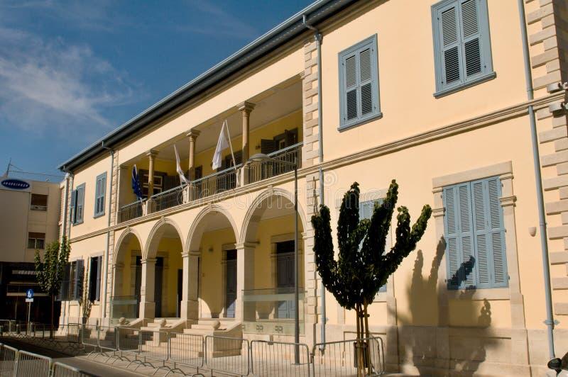 Hôtel de ville photographie stock