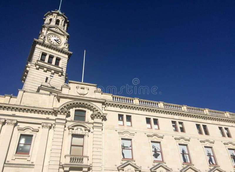 Hôtel de ville d'Auckland photographie stock