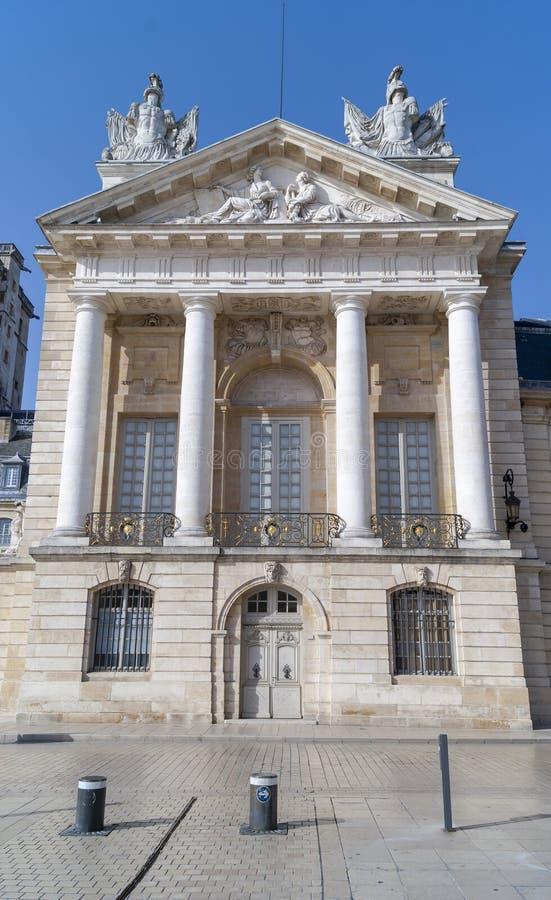 Hôtel de ville de Dijon photo stock