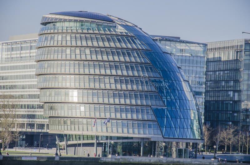 Hôtel de ville de Londres image stock