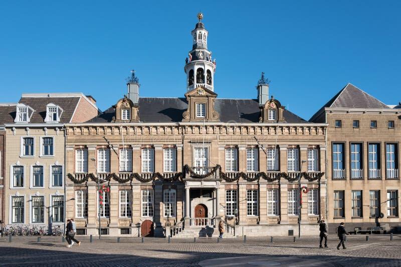 Hôtel de ville de Roermond photo libre de droits