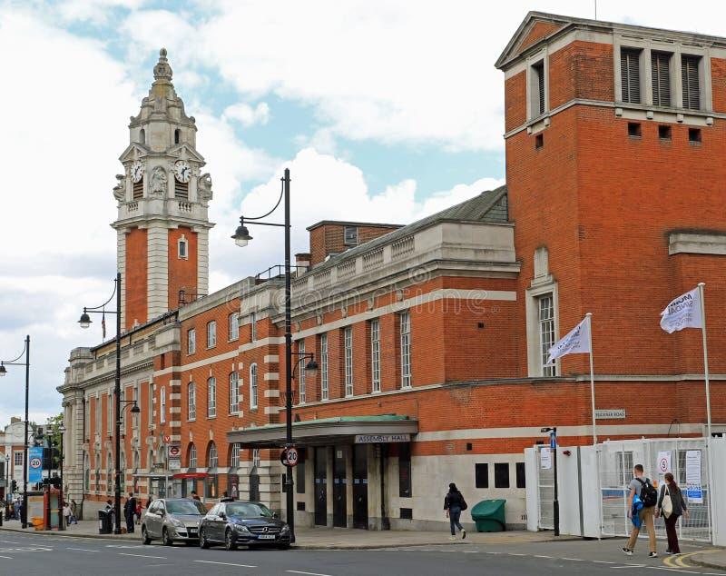Hôtel de ville Lambeth image stock