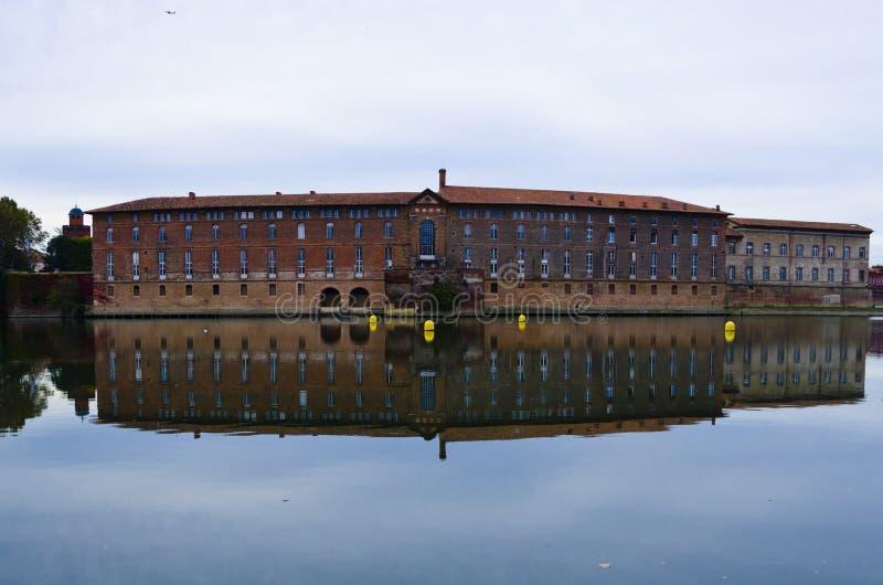 Hôtel Dieu Свят-Jacques стоковое изображение
