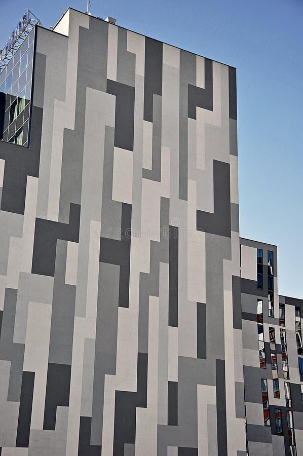 Hôtel moderne photographie stock libre de droits