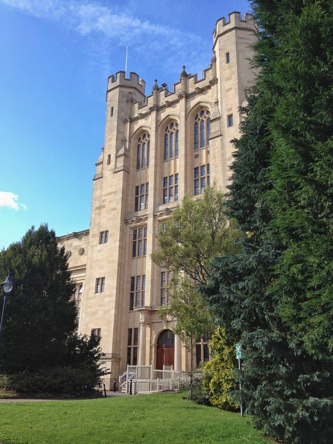 H H Wills Physics Laboratory. The H H Wills Physics Laboratory at the University of Bristol in Bristol, UK royalty free stock image