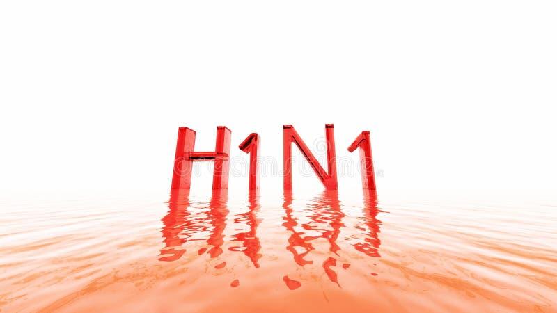 Download H1N1 stock illustration. Image of earth, pork, health - 9861714