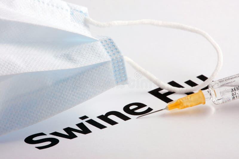 H1N1 Influenza Virus stock photos