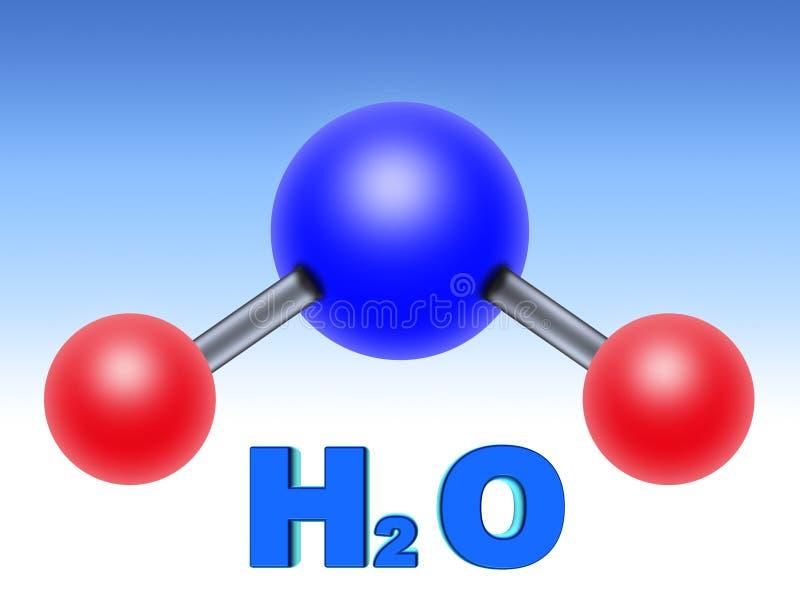 h2o ύδωρ 02 απεικόνιση αποθεμάτων