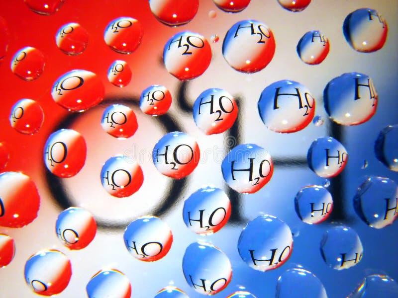 h2o ilustracji