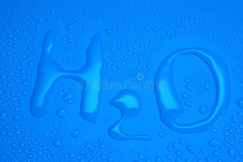 h2o arkivfoton
