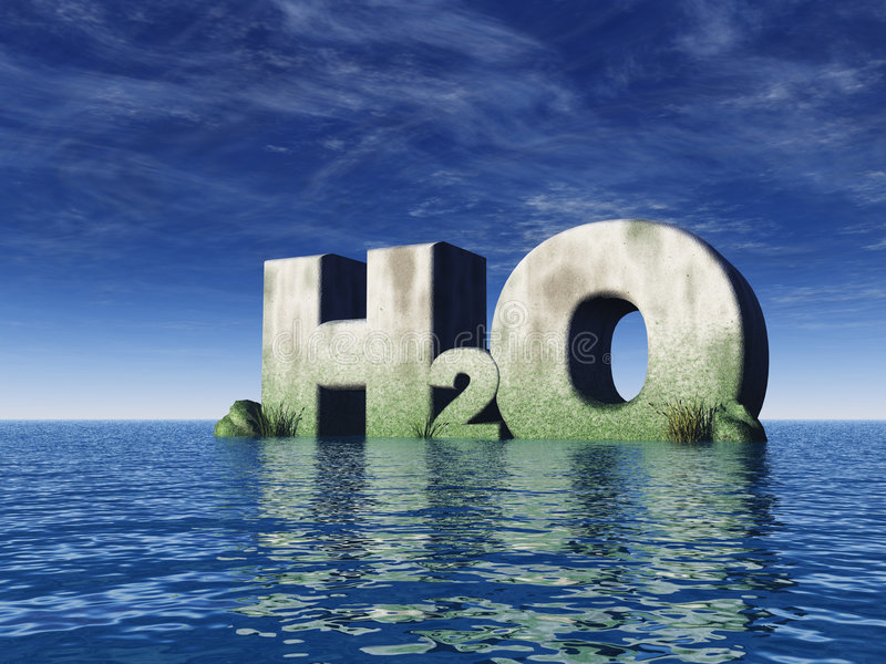 Download H2o Stock Image - Image: 8816801
