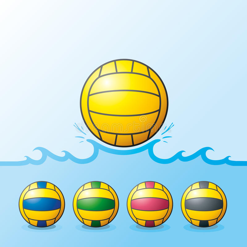 Free H2O Polo Balls Stock Photo - 14583530