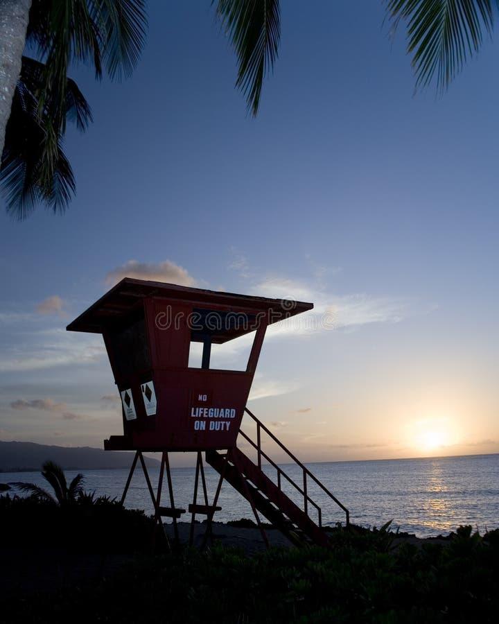 H30 Lifeguard Tower