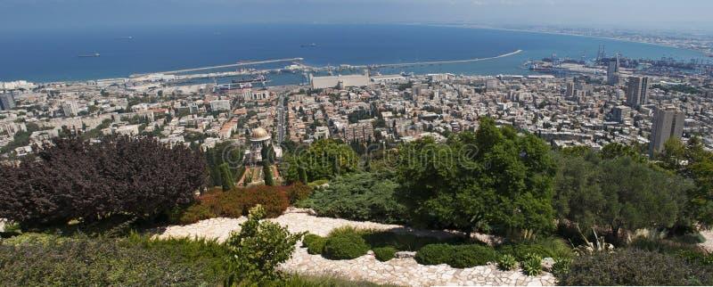 Haïfa, Israël, Moyen-Orient image stock