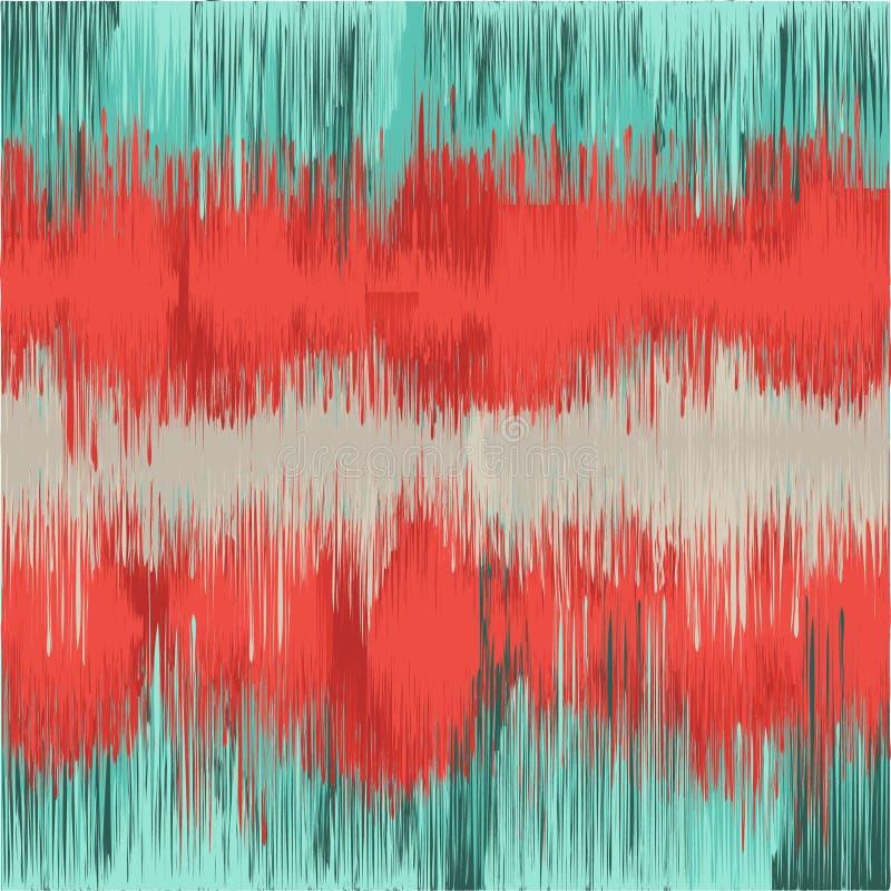 Hałas abstrakcja ilustracja wektor